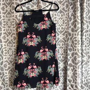 Mini dress size L